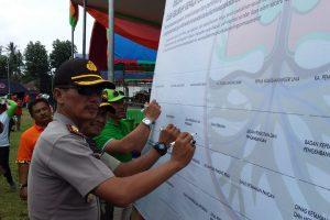 deklarasi komitmen Lampung Barat